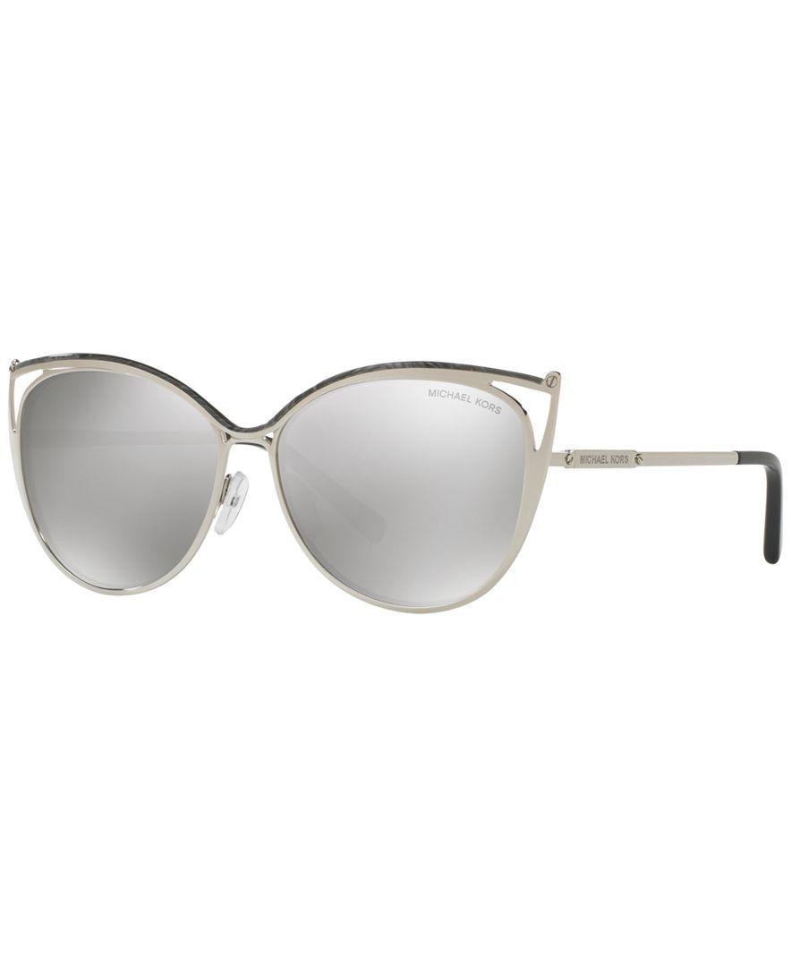 Sunglass Hut Fashion Advertisement: Michael Kors Sunglasses, MK1020