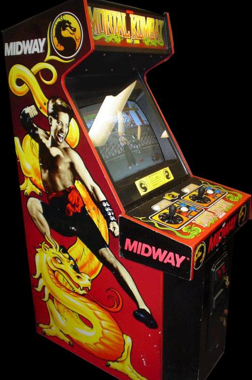 mortal kombat 1 arcade cabinet google search mortal kombat