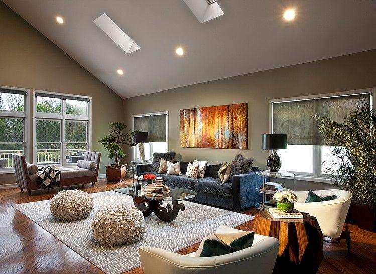 Long Island Residence by emc2interiors