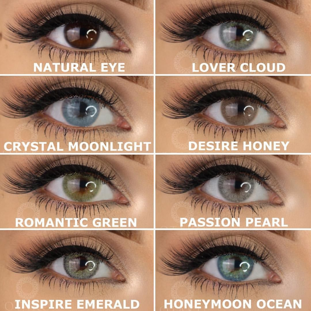 Pin by Jessie Desouza on Circle Lenses Best colored