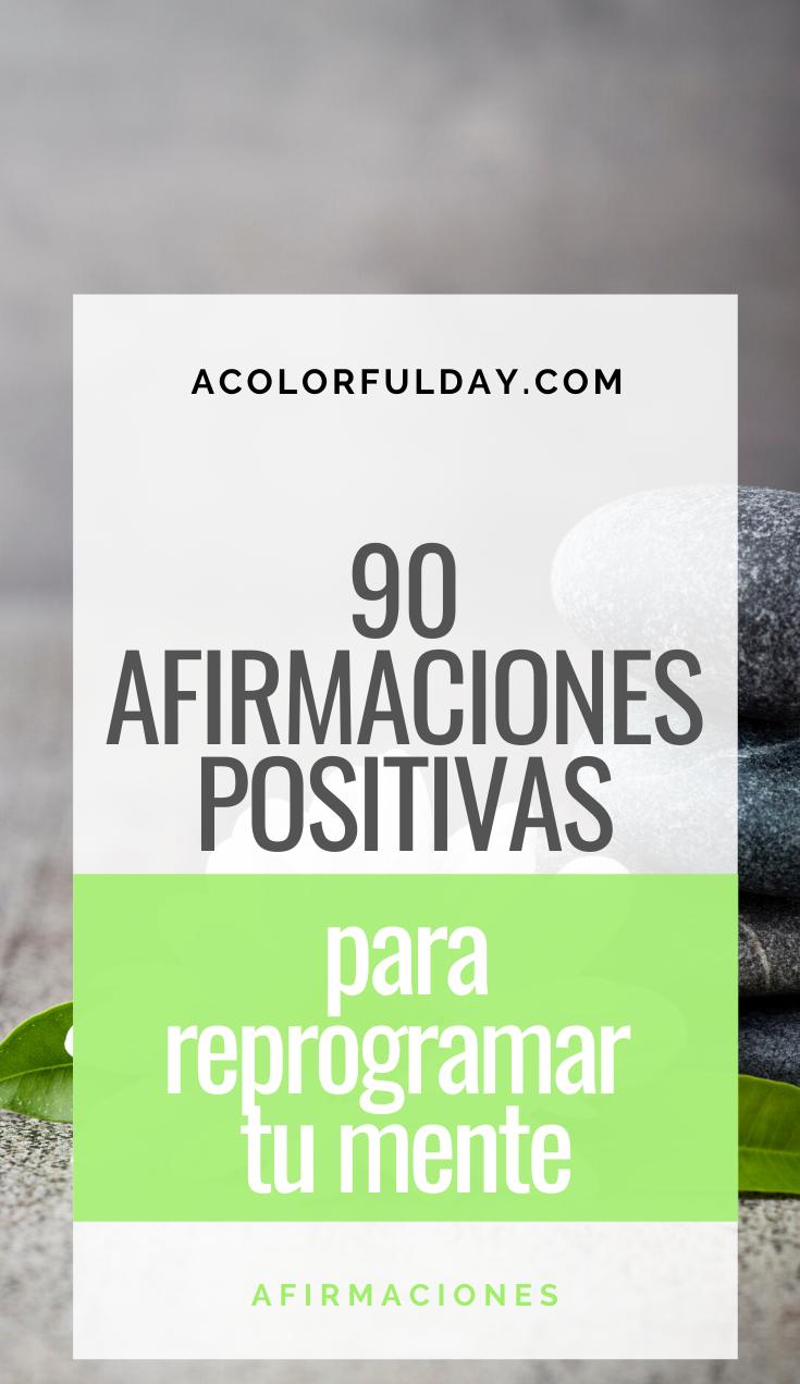90 Afirmaciones Positivas Para Iniciar Con ánimo Tu Día Afirmaciones Positivas Afirmaciones Afirmaciones Positivas Diarias