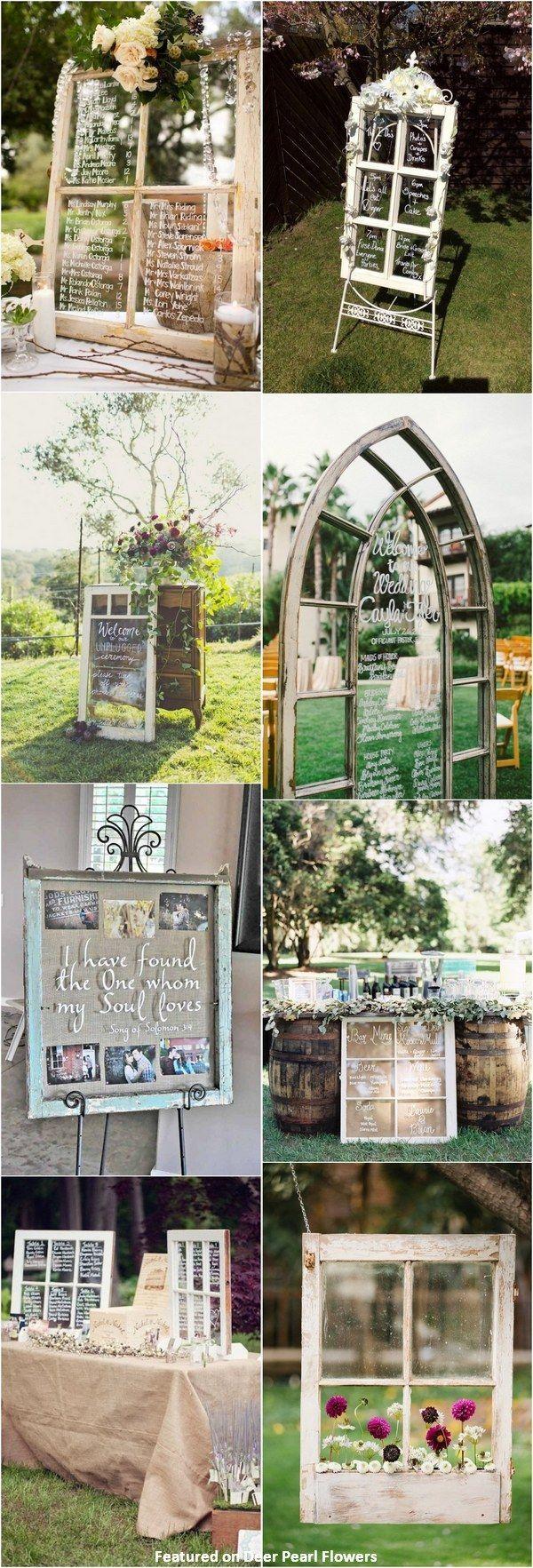 Simple wedding decoration designs   Fab Diy Window Decoration Ideas for Weddings  Weddings