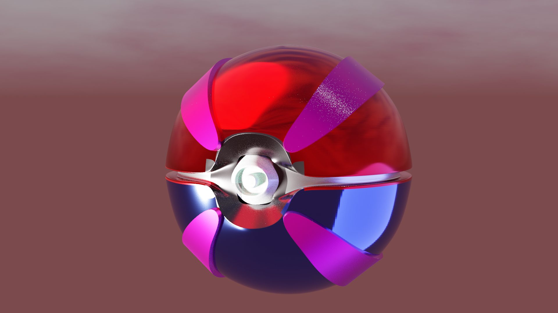 3d Pokeball Download Link Available Pokeball Pokemon Project 3d Projects