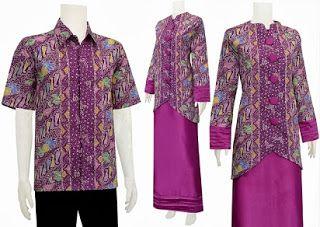 Model Baju Batik Wanita Model Baju Batik Kantor Model Baju Batik