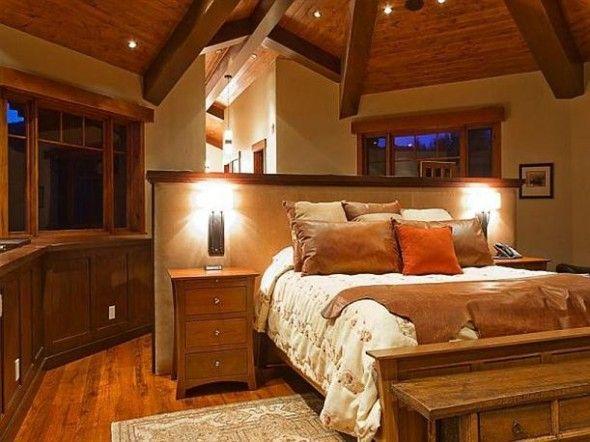 Keystone Ranch Home | Brasada Ranch Style Homes - Rustic - Bedroom ...