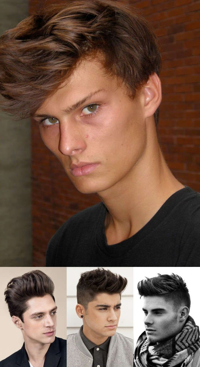 20 Selected Haircuts For Guys With Round Faces Great Hair