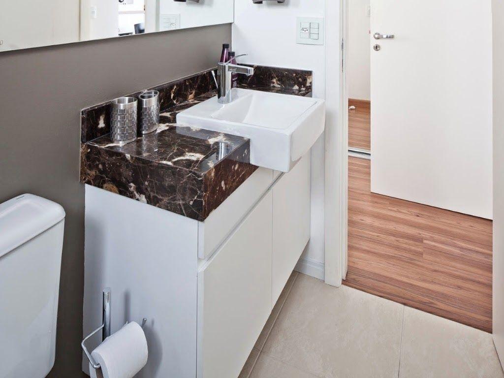 Tipos de cubas para banheiro - veja os prós e os contras!