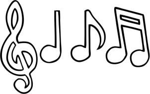 Imágenes De Notas Musicales Fiestas Infantiles Imagenes