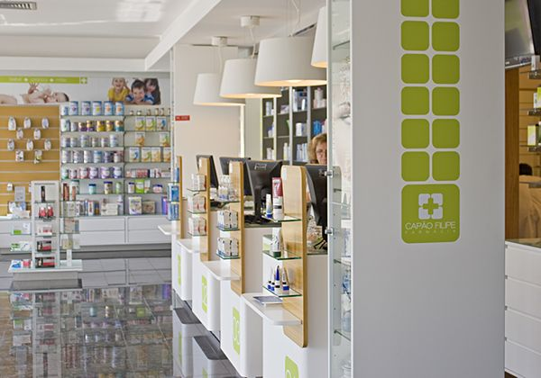 pharmacy interior on behance