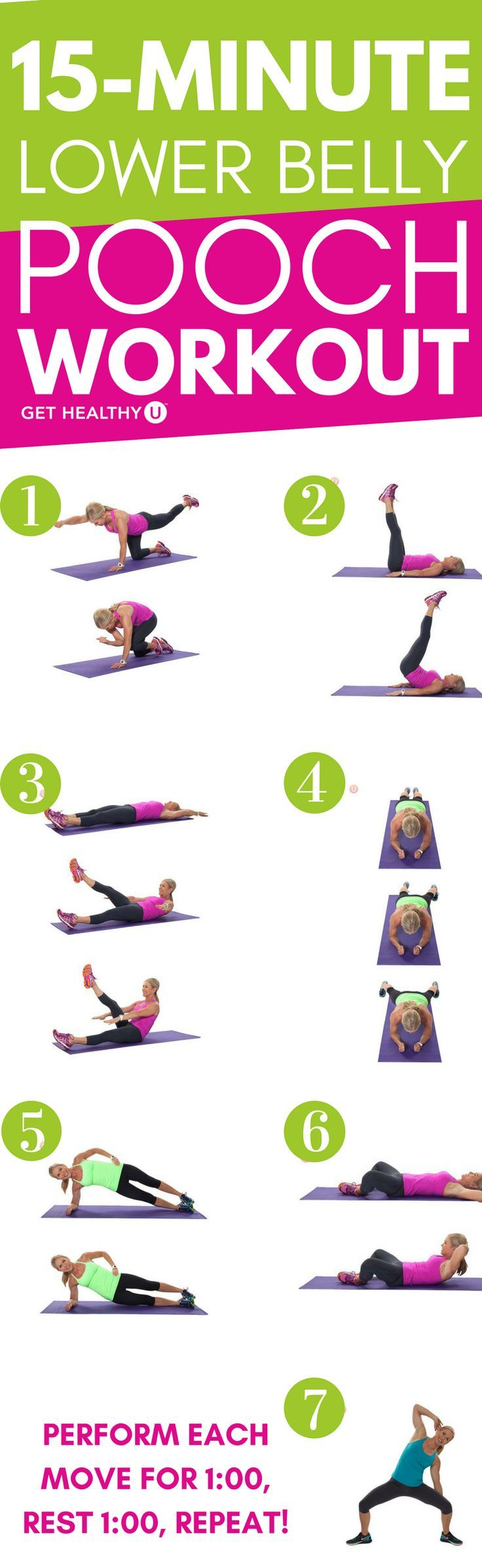 15 minute workout to get rid of lower belly pooch belly pooch 15 minute workout to get rid of lower belly pooch ccuart Images