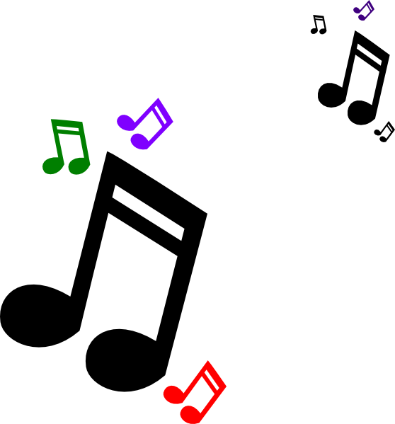 Clip Art Musical Notes Symbols Clipart Clipart Kid Avt Project 4
