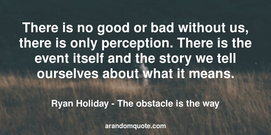 Best Image Quotes From The Obstacle Is The Way Book Image Quotes Quotes This Or That Questions
