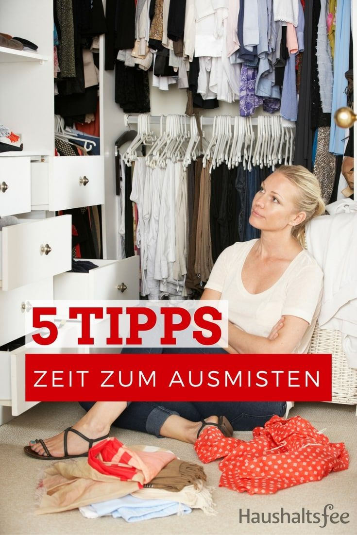 5 tipps wie du zeit zum ausmisten findest ausmisten wegwerfen pinterest ausmisten tipps. Black Bedroom Furniture Sets. Home Design Ideas