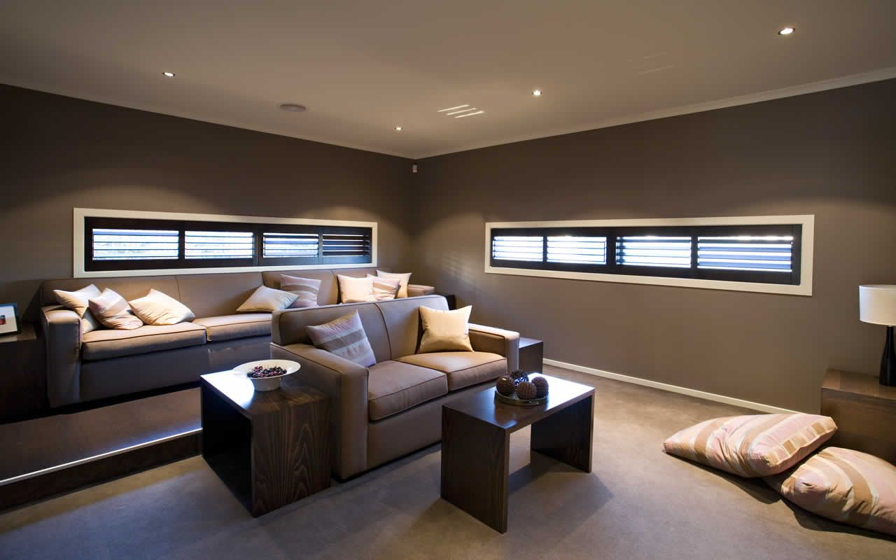 Home Theater Rooms, Cinema