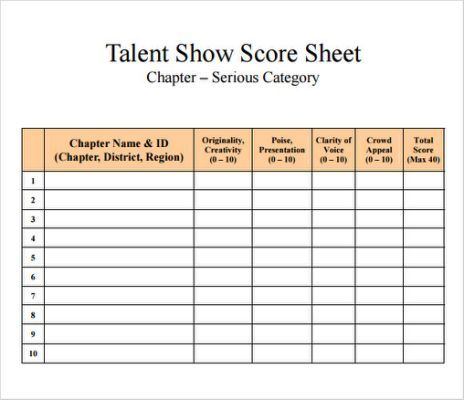 chess score sheet 7 download documents | Talent show | Pinterest | Chess