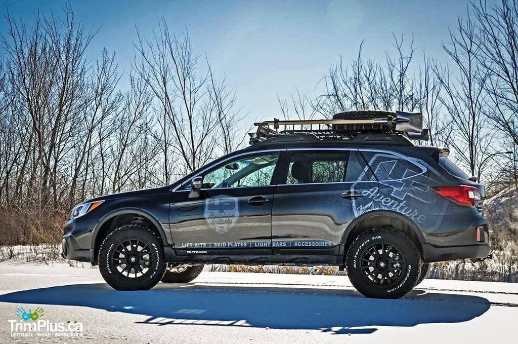 Lp Aventure Project Car 2016 Subaru Outback 3 6r Subaru Outback Subaru Outback Offroad Subaru
