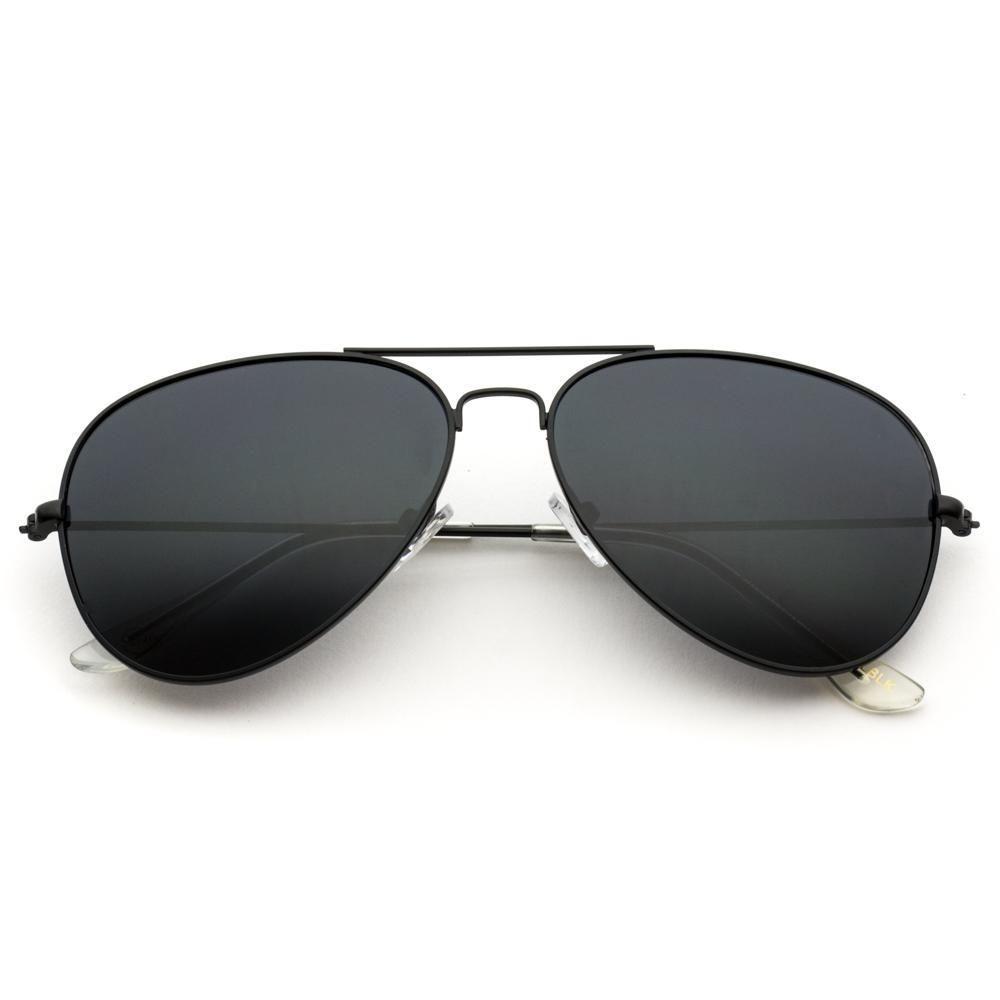 Walter Classic Polarized Lens Aviator Sunglasses