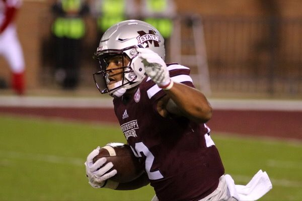 Mississippi State's Malik Dear suffers torn ACL-Dr. Parekh = Mississippi State Bulldogs wide receiver Malik Dear with an ACL tear. Surgery for reconstruction. 9…..