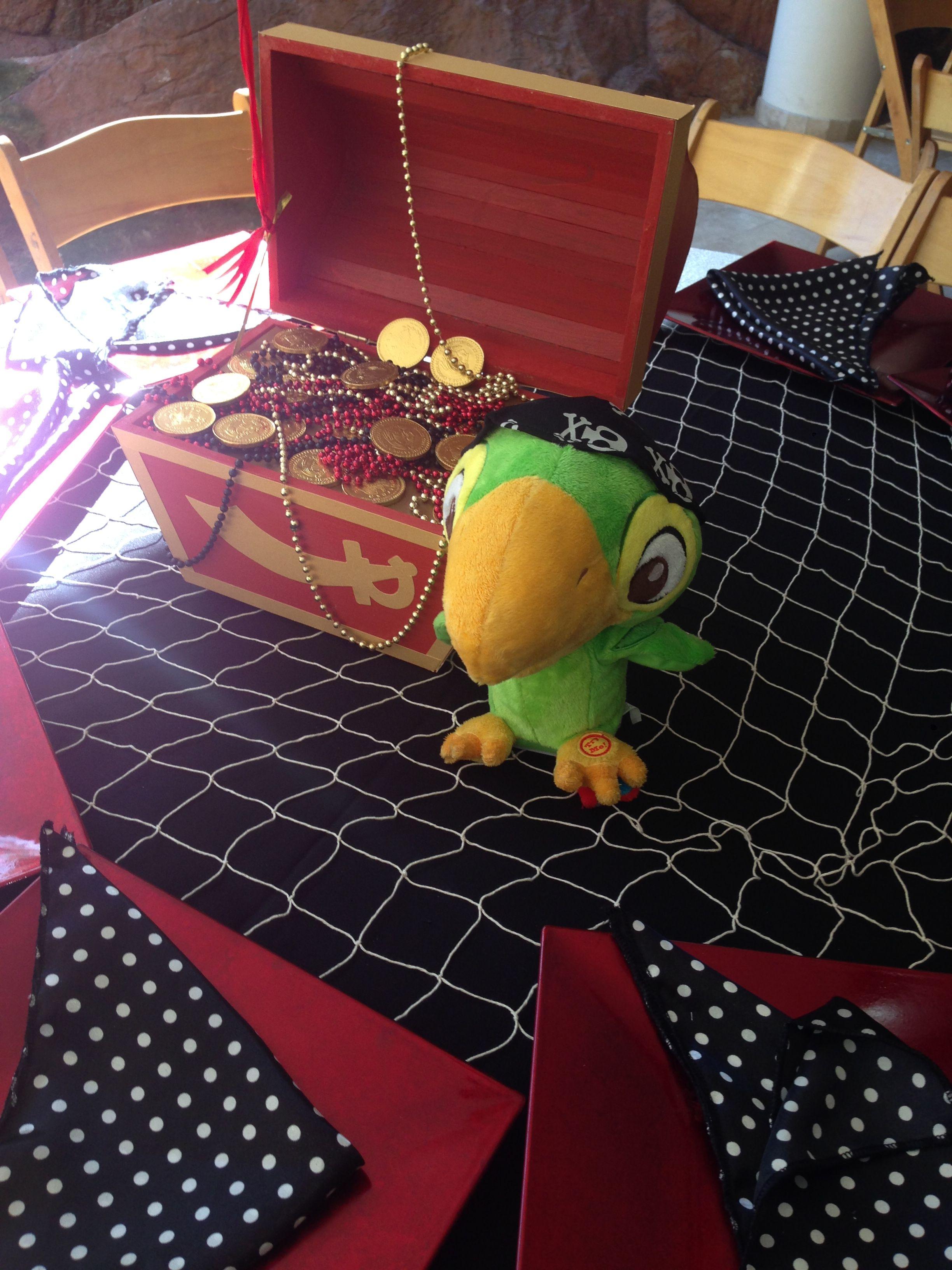 Jake and the Neverland pirates treasure chest