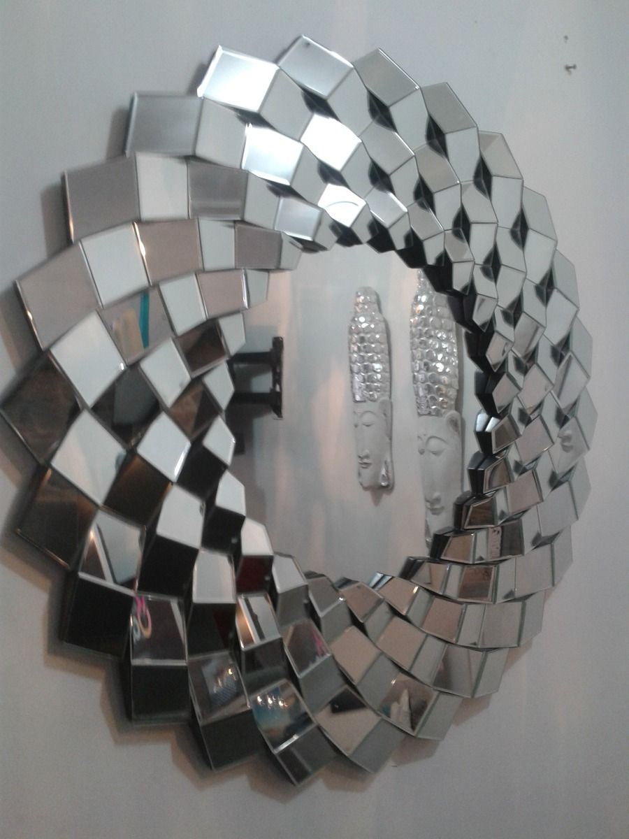 Pin by arte ideas on espejos in 2019 espejos modernos - Espejos modernos ...