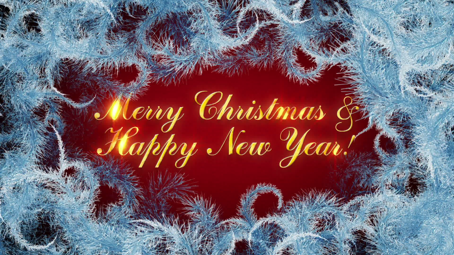 wishing you a very merry christmas happy new year from all of