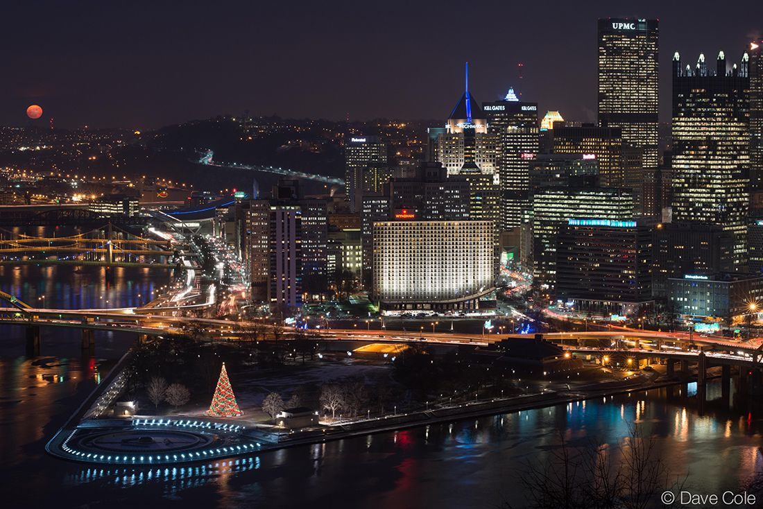 Explore Holiday Lights, Pittsburgh Pa And More!