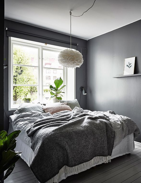 Best Beautiful Dark Bedroom Grey Bedroom Design Interior 400 x 300