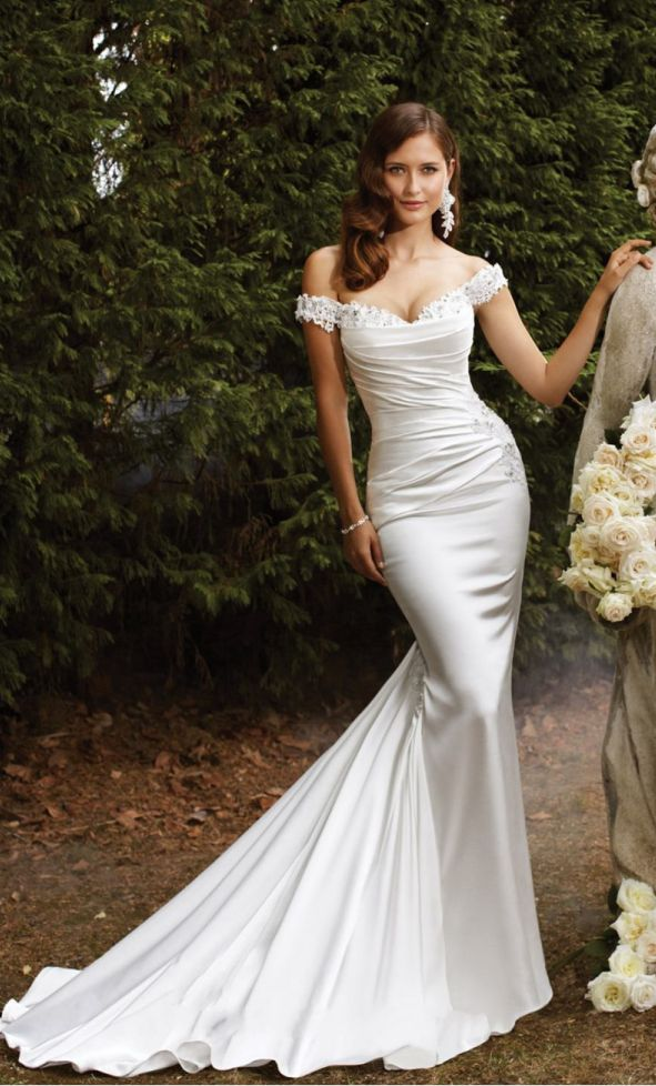 wedding dress,now THAT is what I had in mind,too late now,owell..I ...
