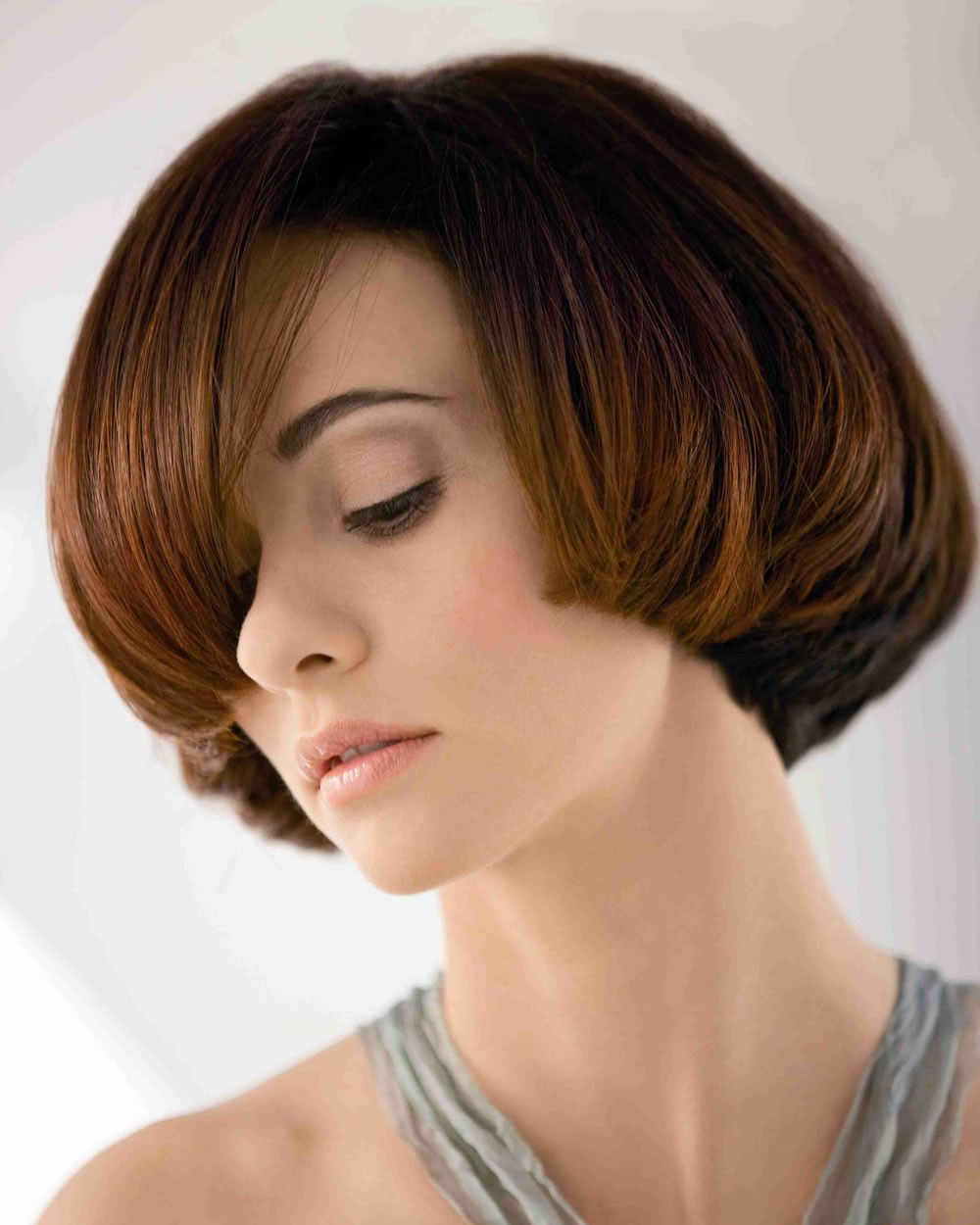 Round Face Short Haircuts قصات شعر قصير للوجه المستدير Bobs Haircuts Short Hair Lengths Bob Haircuts For Women