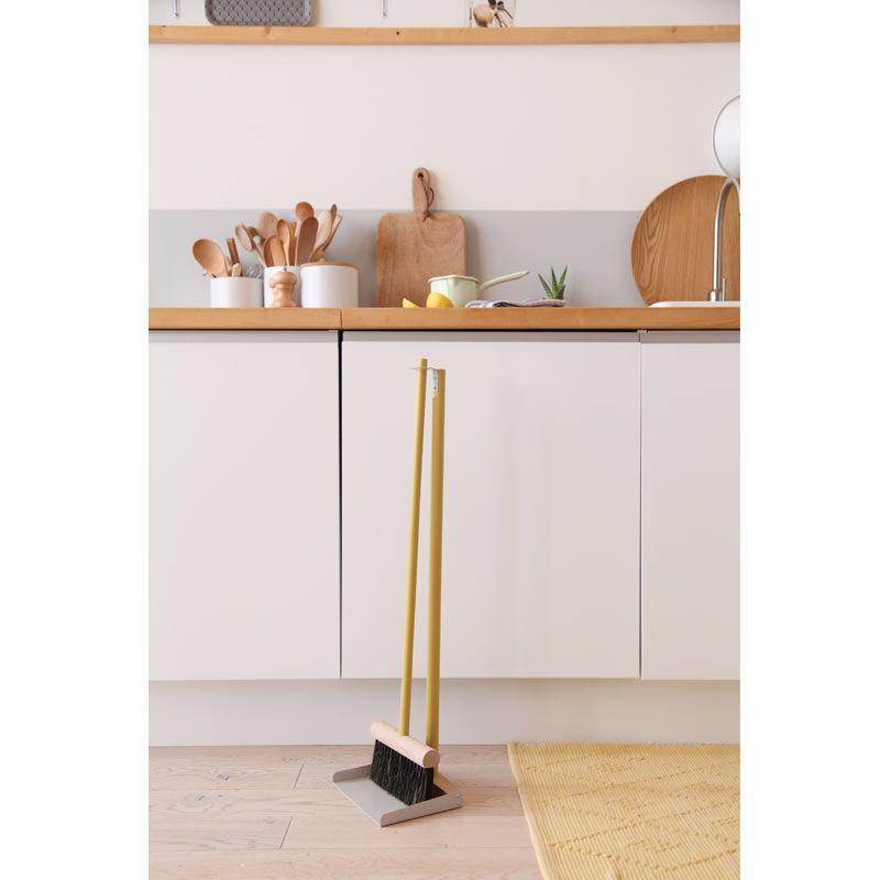 A broom that makes a statement! #andreejardin # designer broom ...