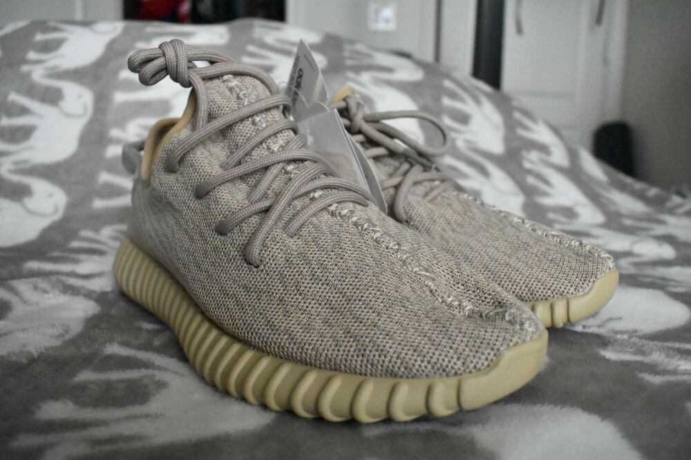 Yeezy Boost 350 V1 Oxford Tan Size 8 Aq2661 Fashion Clothing Shoes Accessories Mensshoes Athleticshoes Ebay Link Yeezy Athletic Shoes Adidas