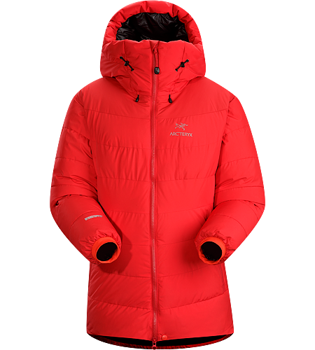 Ceres Jacket Women's The warmest jacket in the Arc'teryx ...