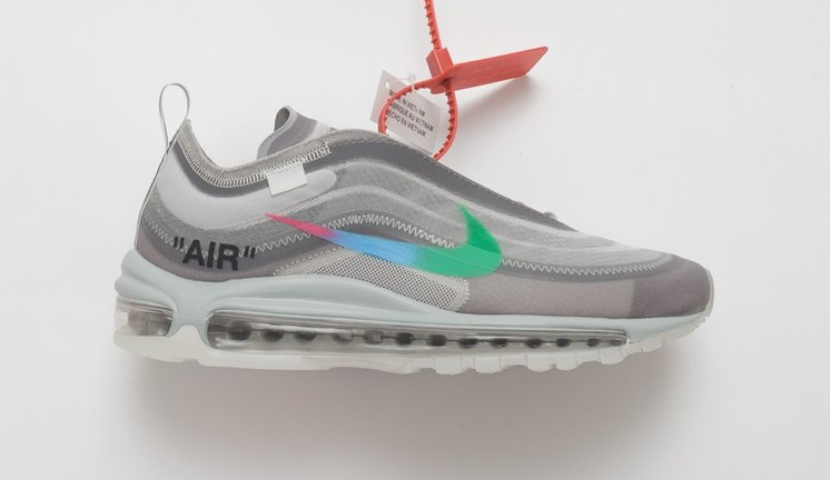 Off-White x Nike Air Max 97 Grey + Black  Release Date 67a27bd0e
