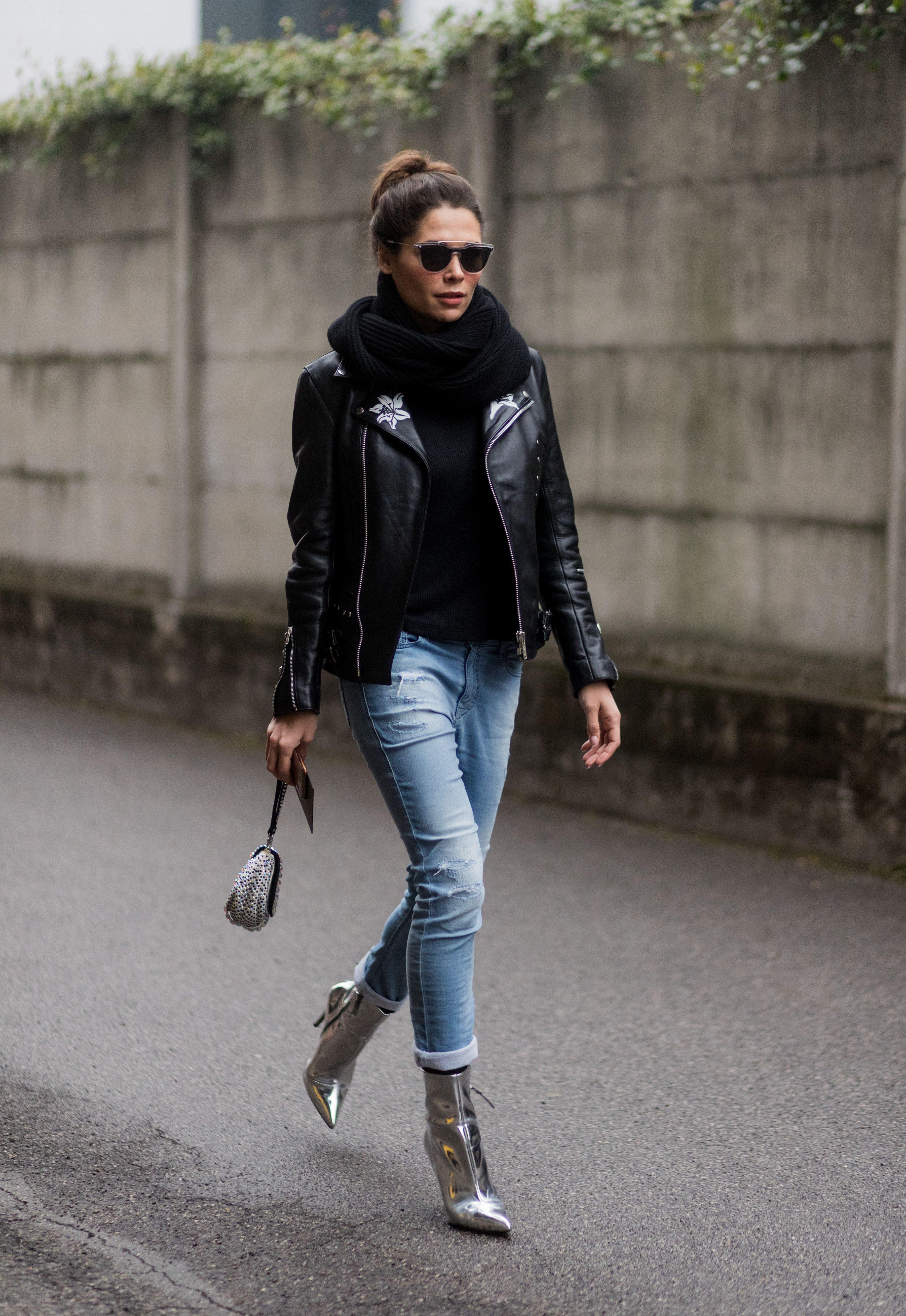 15 modelli di scarpe da abbinare ai jeans skinny per