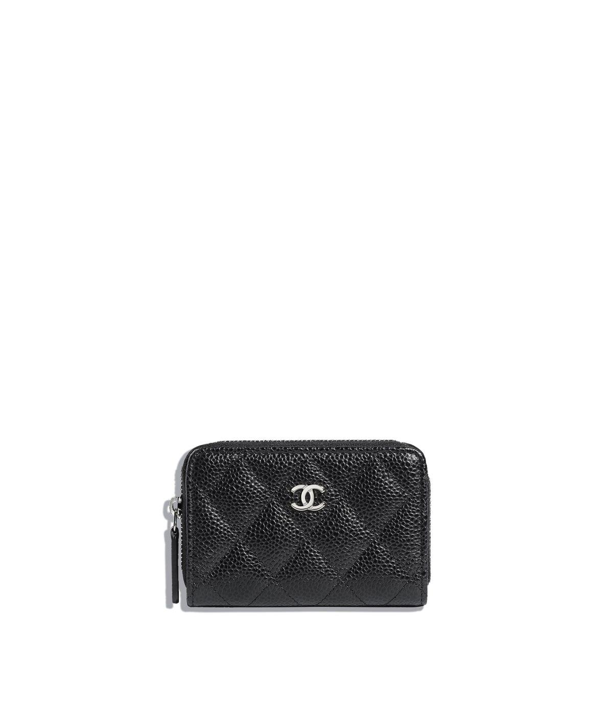 Petite Maroquinerie Chanel Mode De La Collection Classics Porte