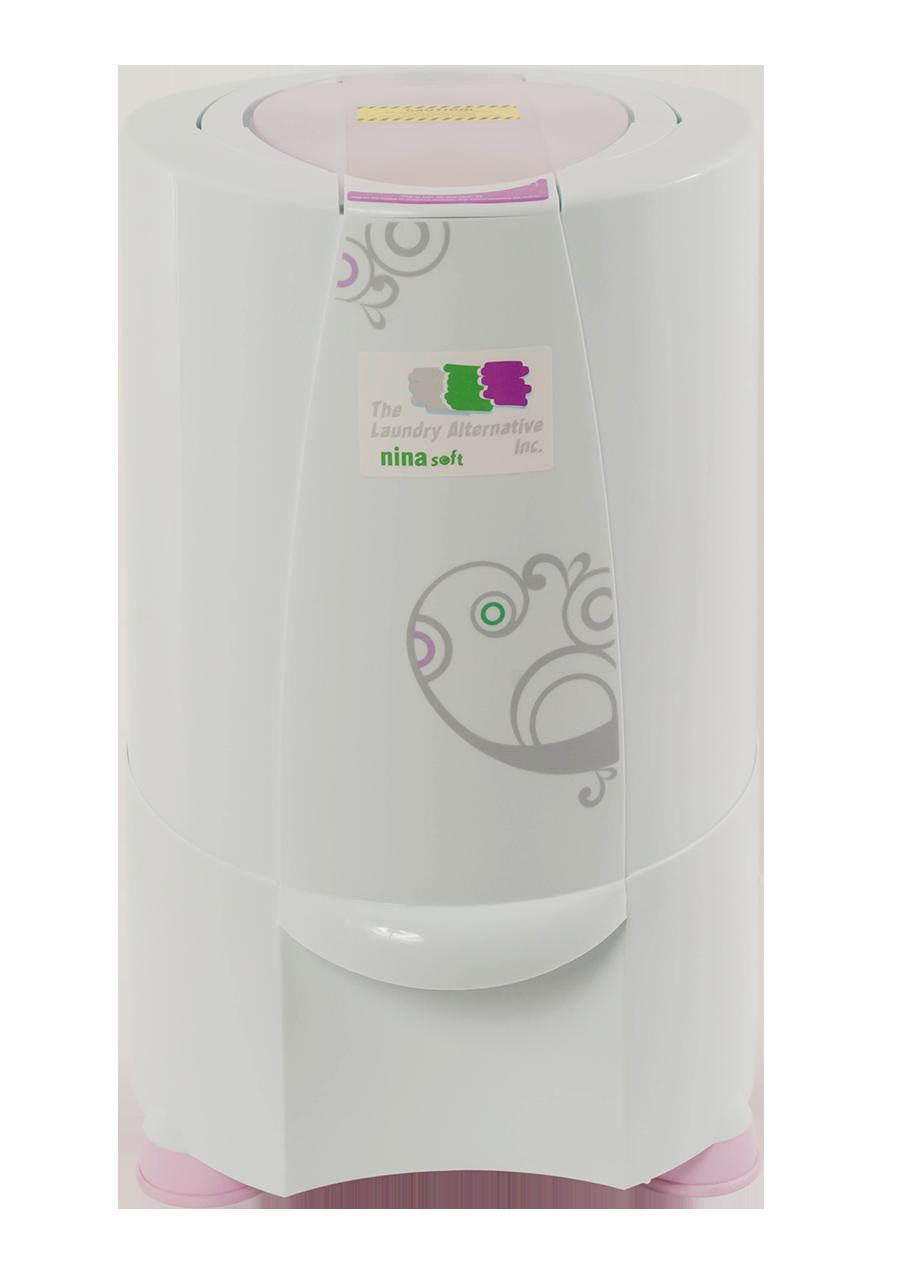 Nina Soft Spin Dryer   Laundry alternative, Portable washing machine ...