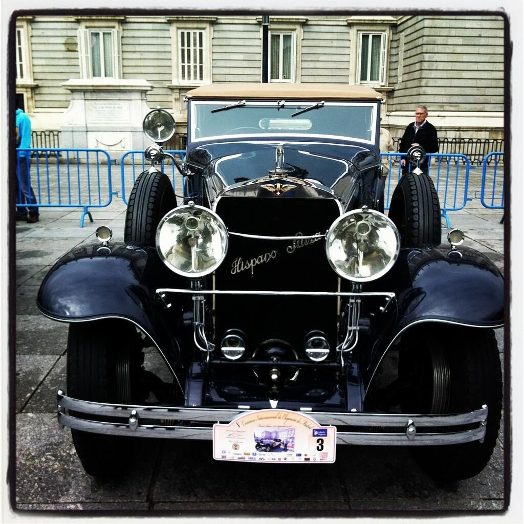 Hispano Suiza Brought To You By House Of Insurance Eugene