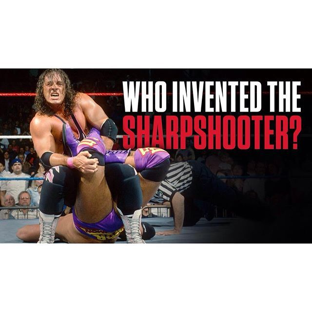 If @Brethitmanhart didn't invent the Sharpshooter... WHO DID?