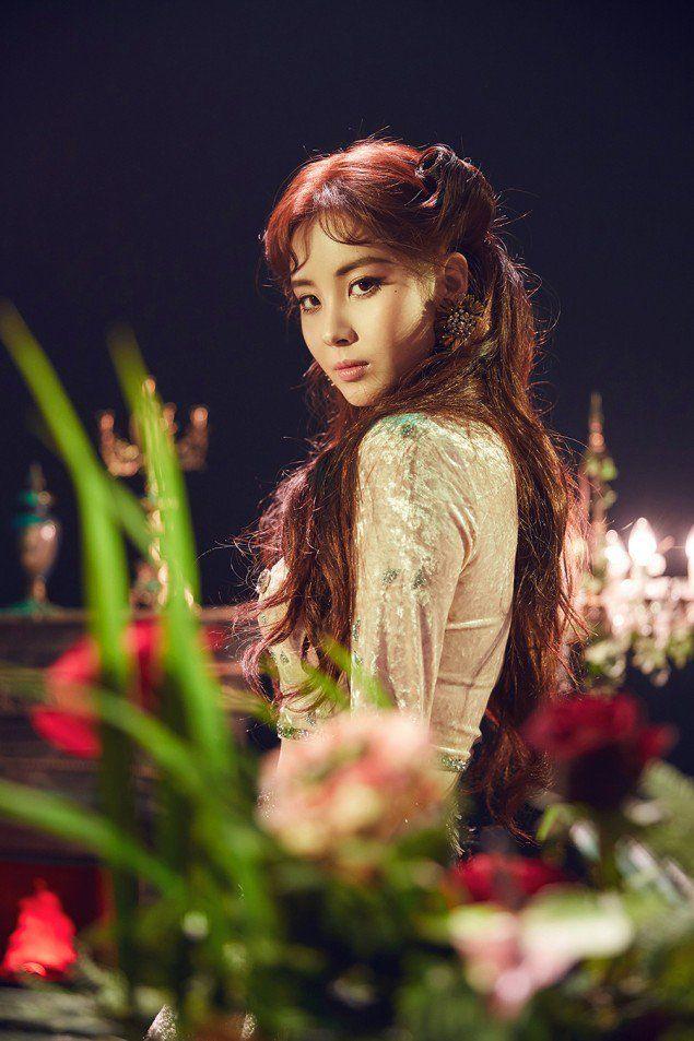 Girls' Generation's Seohyun Exudes Beauty in Latest Teaser Photos   Koogle TV