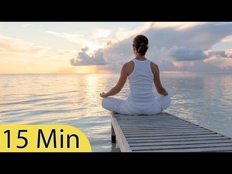 15 Minute Super Deep Meditation Music: Relax Mind Body, Inner Peace, Relaxing Music, ☯2563B