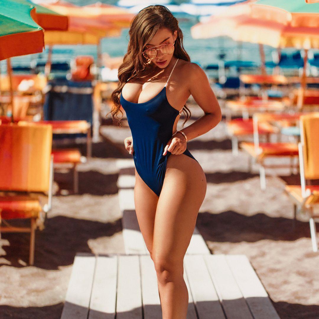 Girl the bikini girls from planet earth with big
