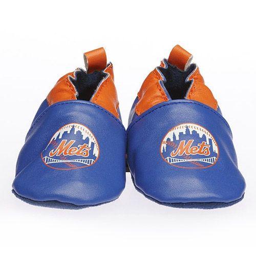 Mets Crib Shoes