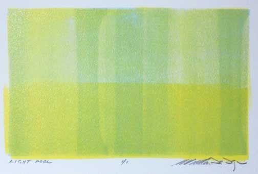 William H. Hays - monoprint