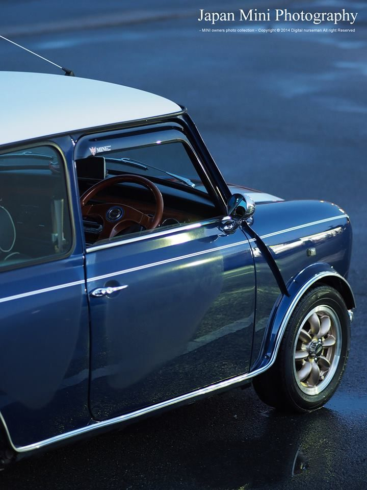 Mini Japan Photography Austin Mini Mini Cooper Classic Mini