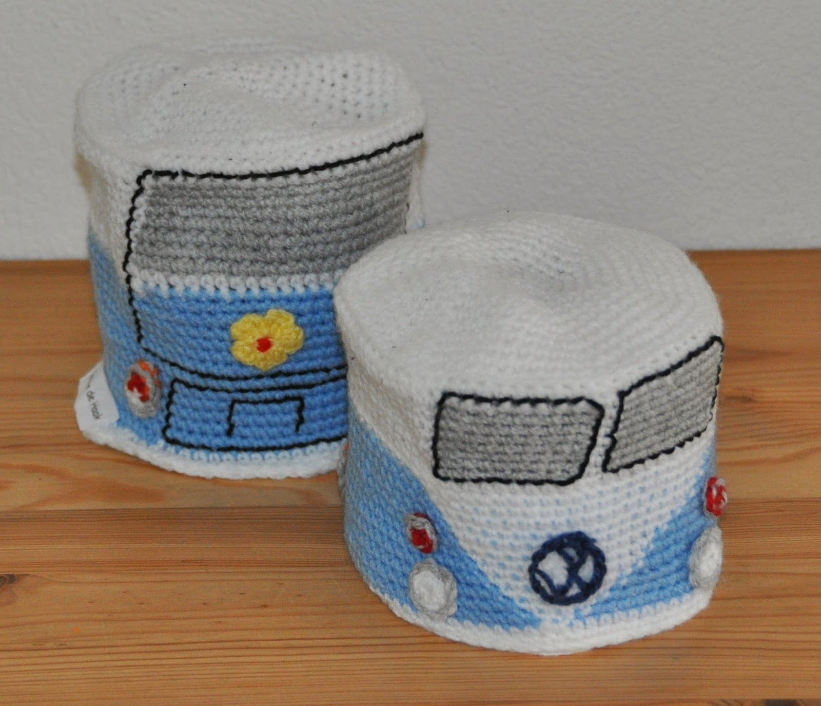 VW toilet paper roll cover | Crotchet | Pinterest | Wc papier ...