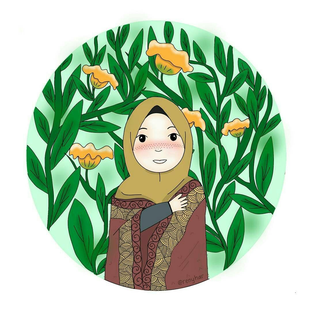 Chibi Muslimah 3 by on DeviantArt