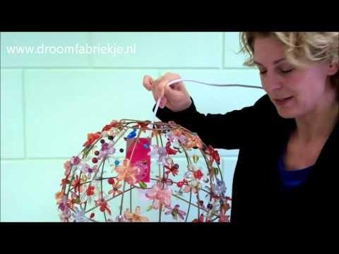 Colorique lamp   bij droomfabriekje.nl