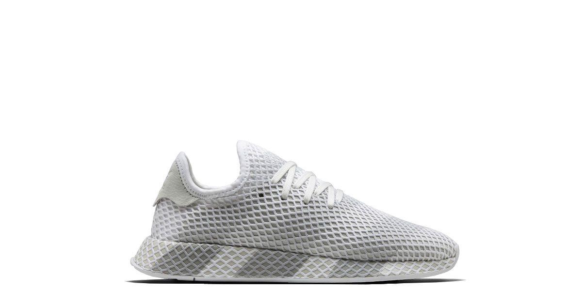 5fe20a4c4 Adidas Consortium Deerupt Runner Grau Weiss Release  07.04.2018 Colorway   Grau Weiss Style-Code  AC7755