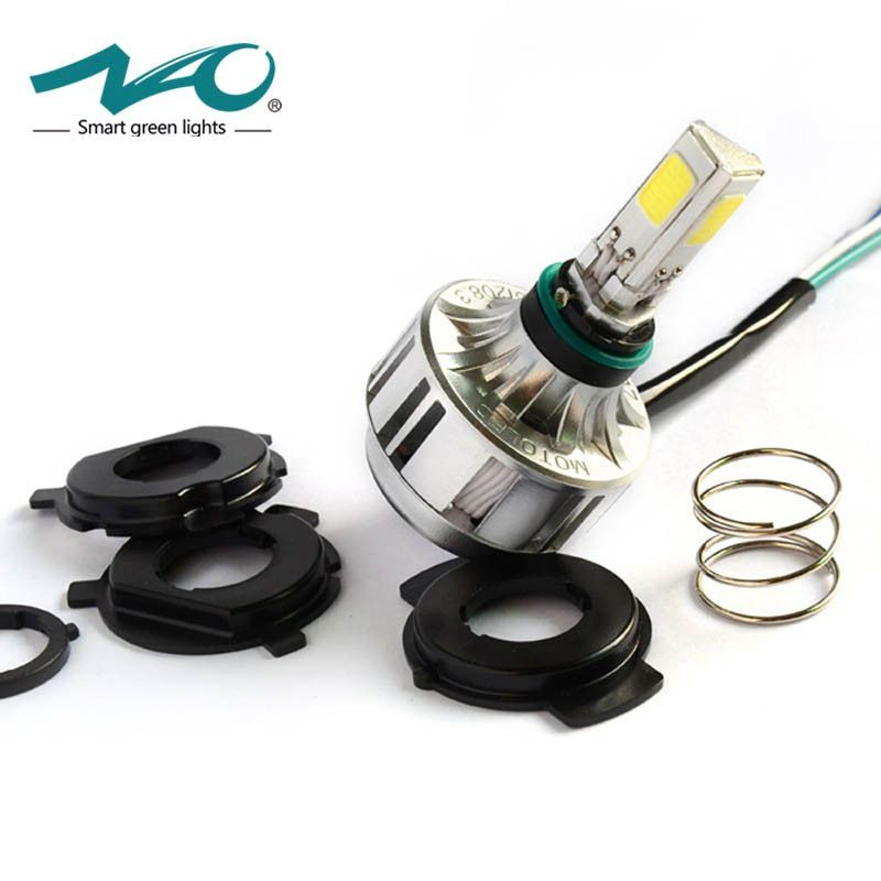 NAO Motorcycle H4 LED Headlight Bulb flasher motos lamp for ktm - lampe für küche