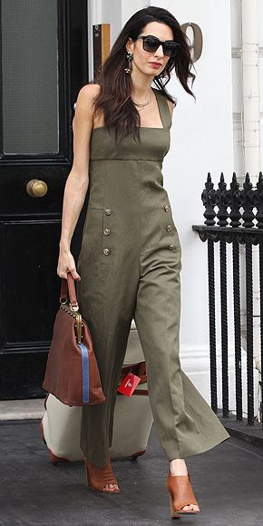 Amal Clooney's Chic Style: Every Can't-Miss Outfit   PEOPLE.com
